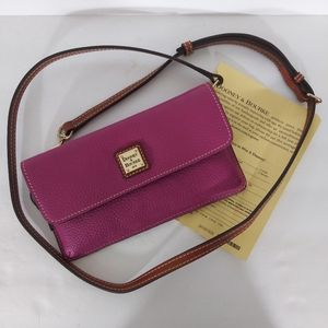 NWT DOONEY & BOURKE MILLY MINI CROSSBODY WRISTLET